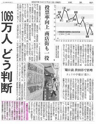 選挙読売新聞